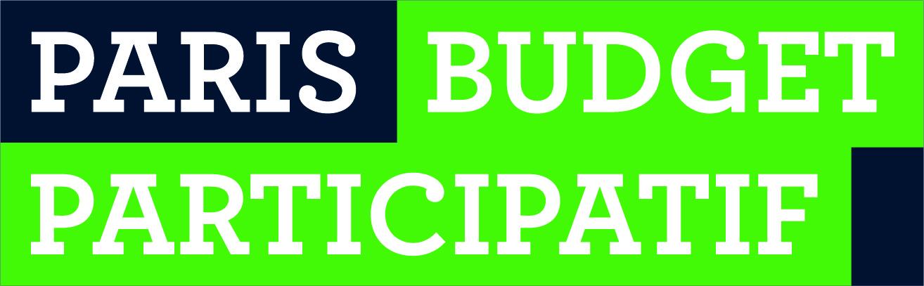 Logo du Budget Participatif de Paris